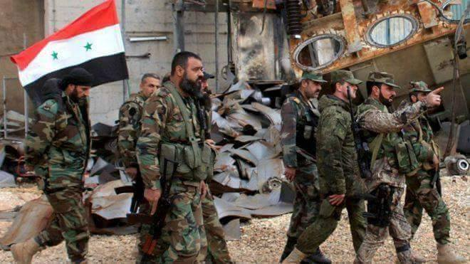 Le Tiger Forces, l'arma vincente di Assad
