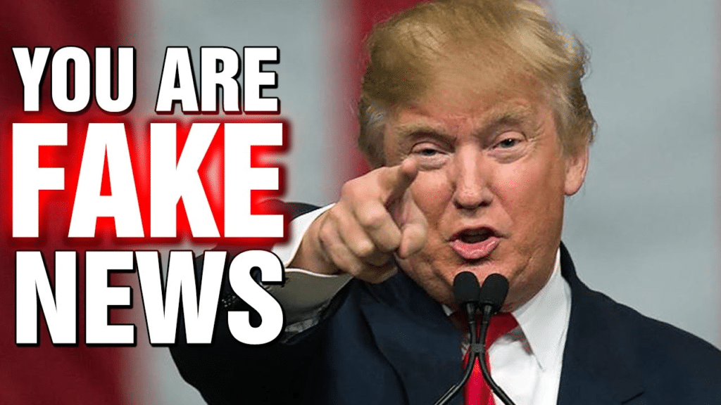 Trump attacca la CNN: fonte di fake news nel mondo