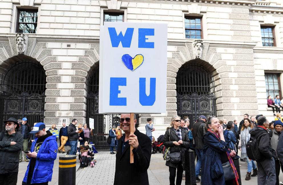 Anti-Brexit, la Restaurazione europeista