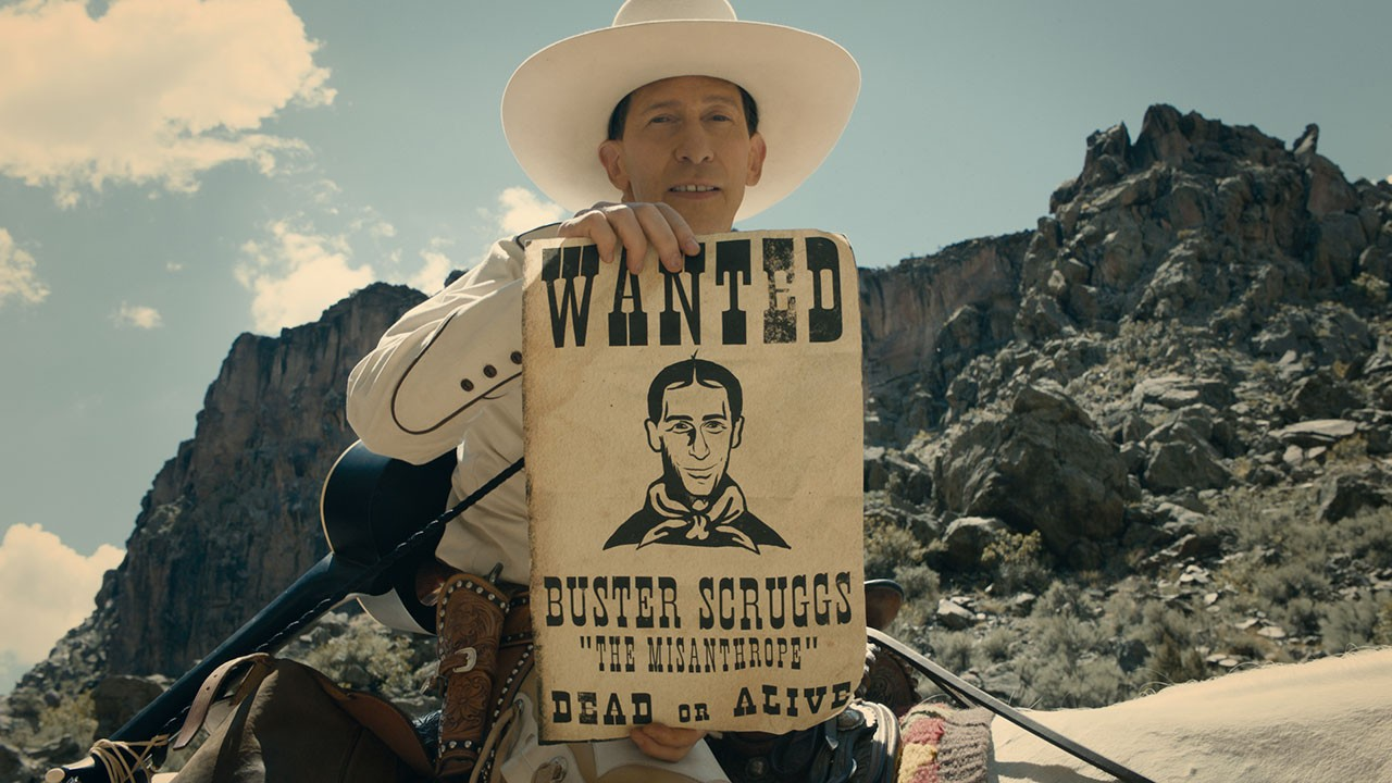 cinema 2018 buster scruggs