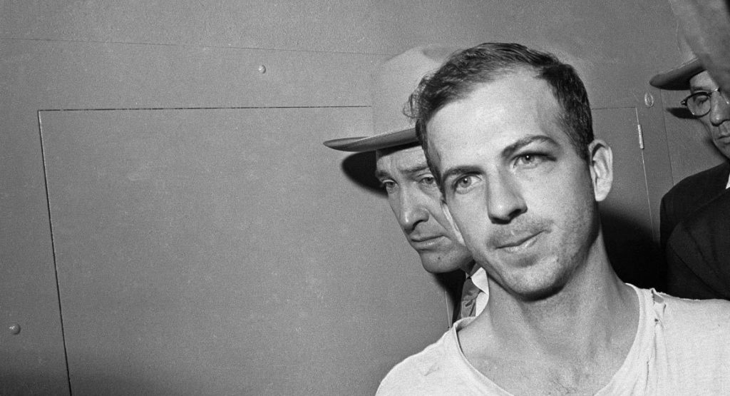 Lee Oswald: l'assassino di Kennedy