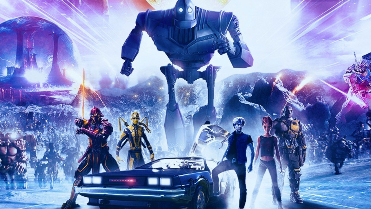 migliori film ready player one