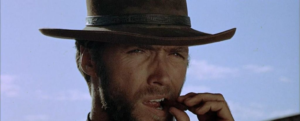 clint eastwood dollaro film