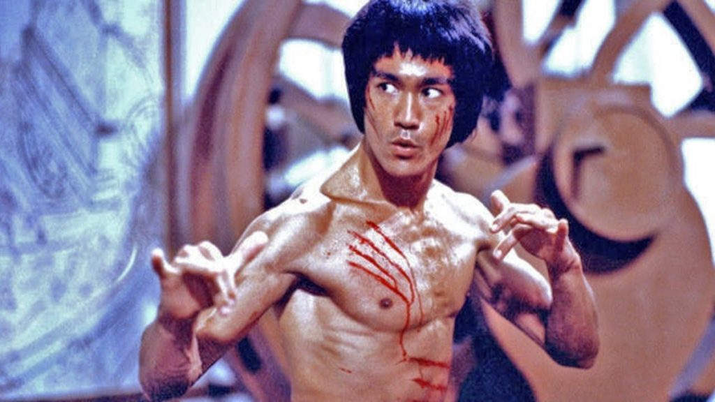 Bruce lee dragone